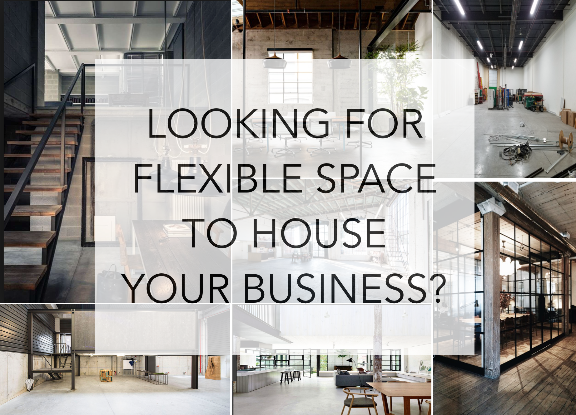 Looking for Park City Space to Expand Your Business