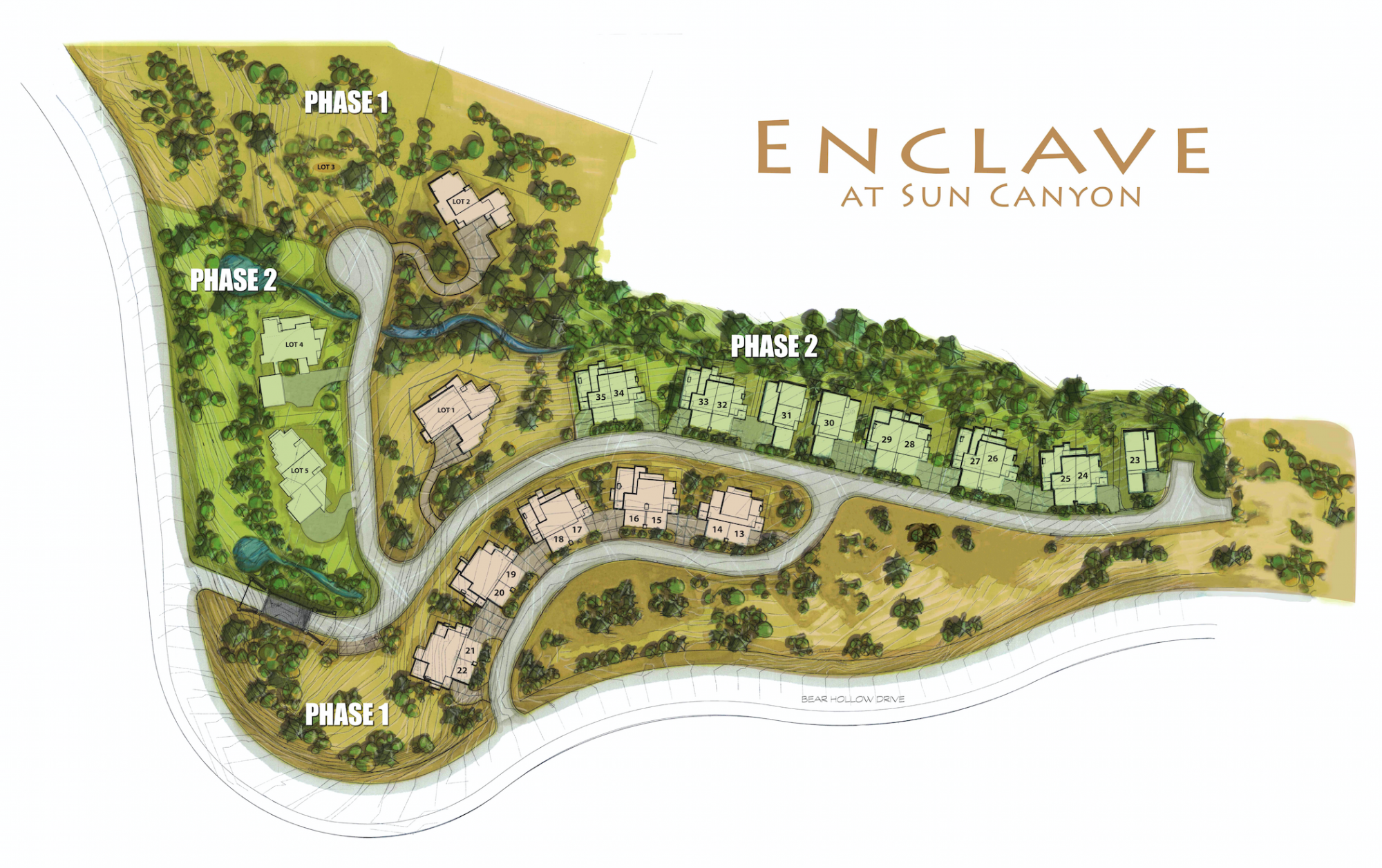 Enclave at Sun Canyon Homes for Sale
