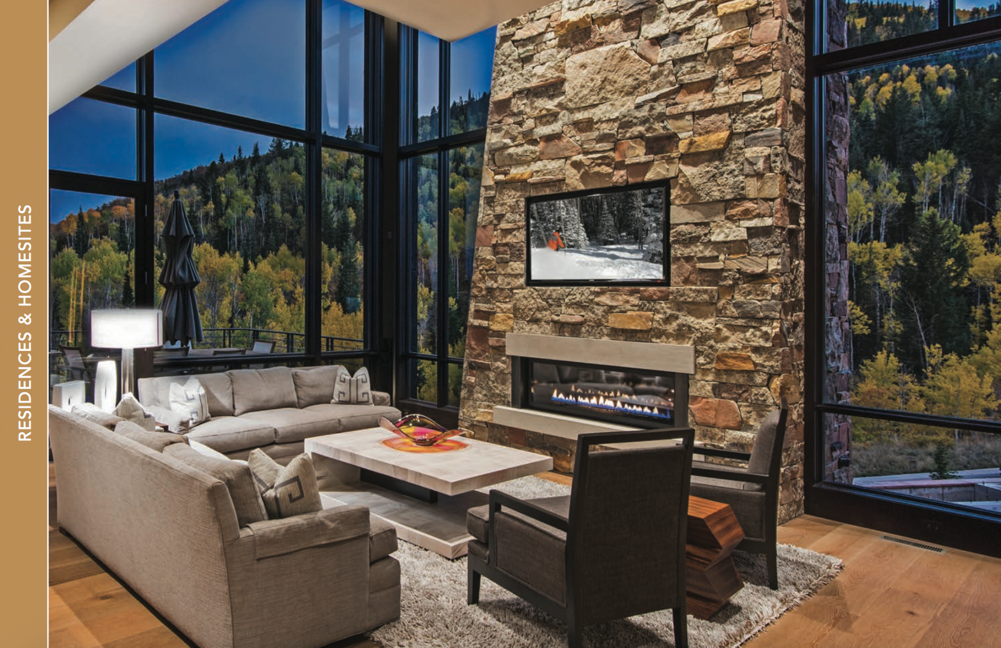 Enclave at Sun Canyon Park City Utah