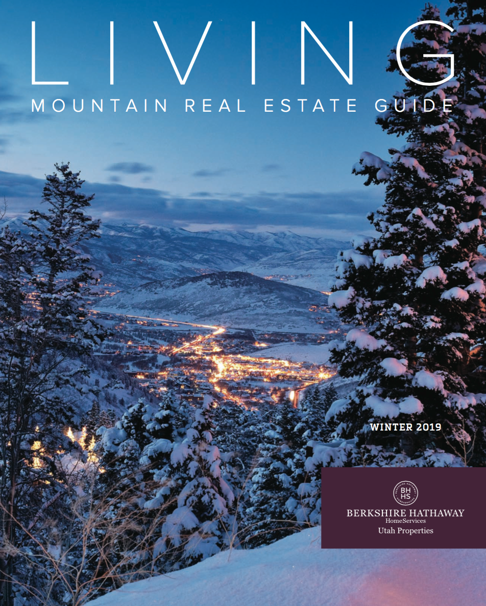 LIVING GUIDE Park City Homes for Sale