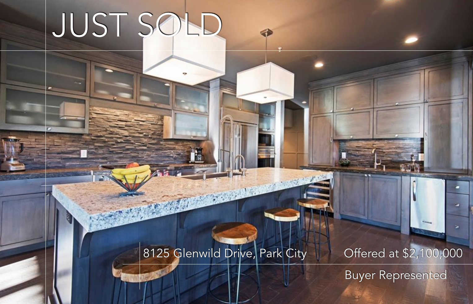 SOLD 8125 Glenwild Drive Park City Utah