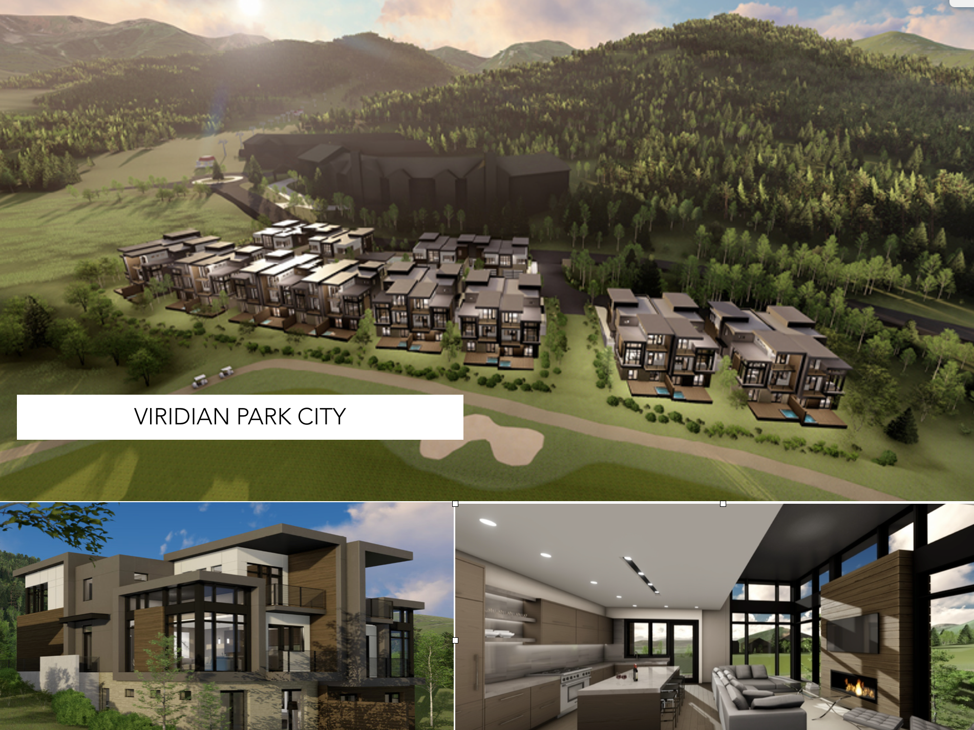 Viridian Park City Townhomes for Sale