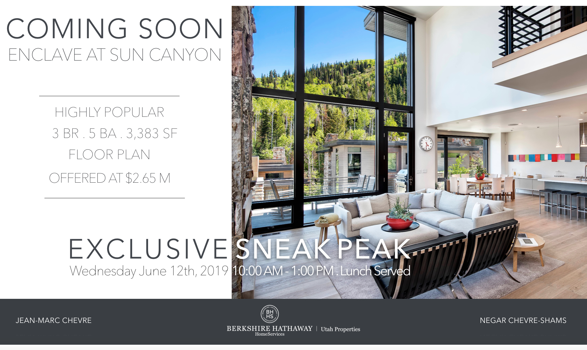 Enclave 4830 Enclave Way Park City Utah