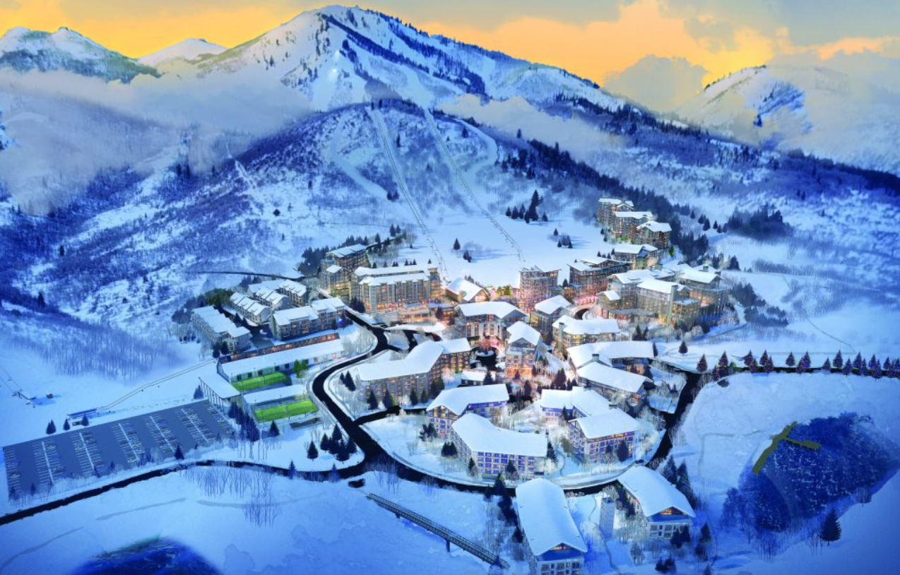 Mayflower Resort Park City Utah Announced