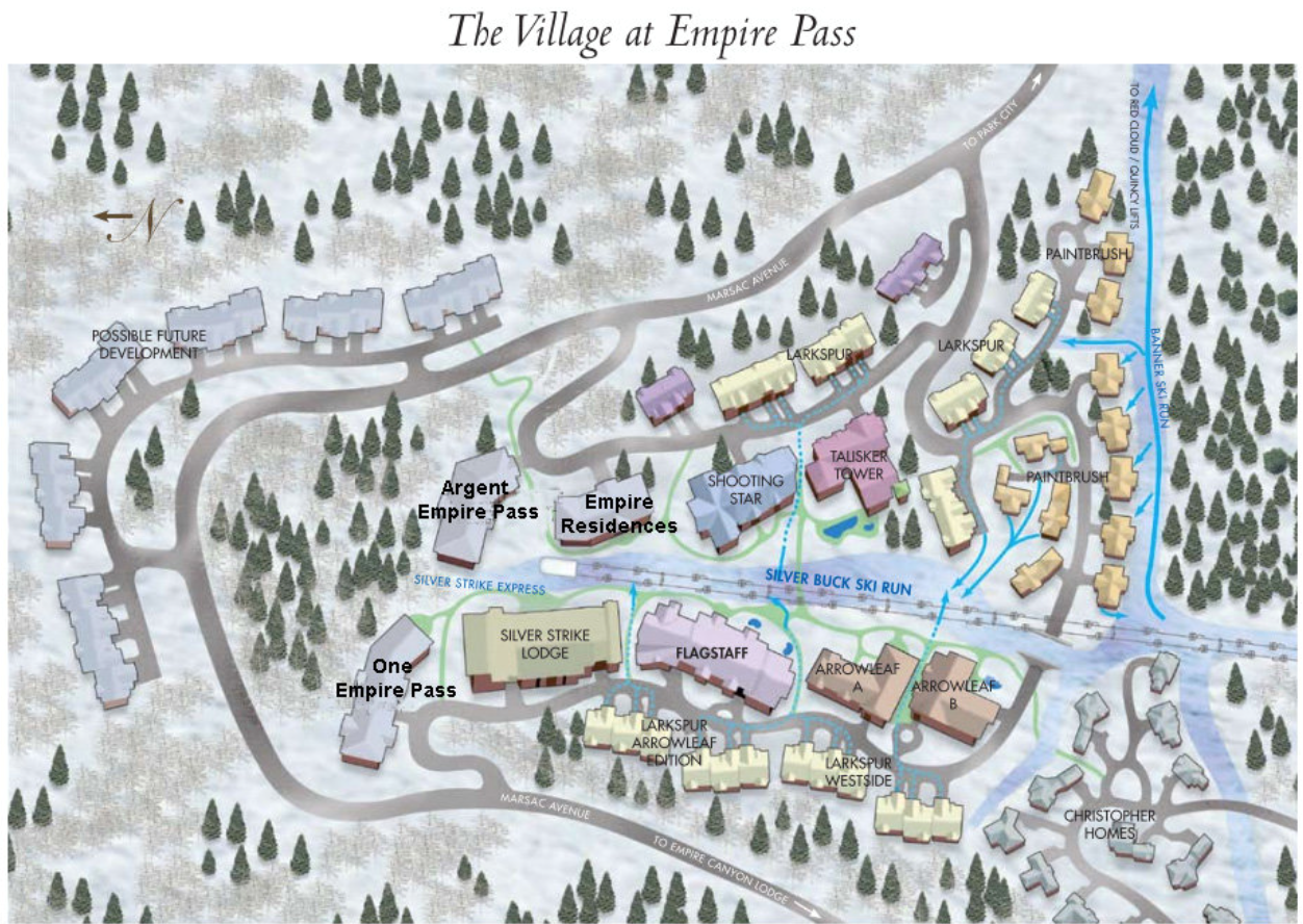 The Village at Empire Pass